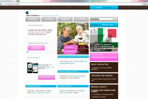 projet webmarketing